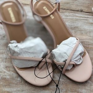 Express Nude Shoes